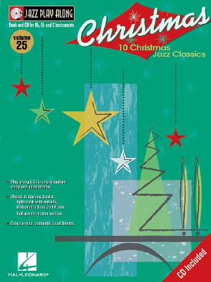 Christmas Jazz By Hal Leonard Publishing Corporation (CRT)